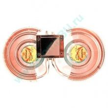Кулер для видеокарты Thermaltake DuOrb CL-G0102 с тепловыми трубками (медный) - Кисловодск