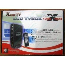 Внешний TV tuner KWorld V-Stream Xpert TV LCD TV BOX VS-TV1531R (без БП!) - Кисловодск