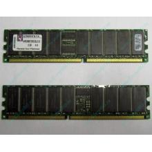 Серверная память 512Mb DDR ECC Registered Kingston KVR266X72RC25L/512 pc2100 266MHz 2.5V (Кисловодск).