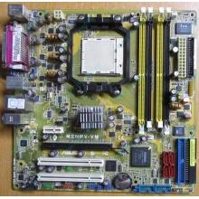 Материнская плата Asus M2NPV-VM socket AM2 (без задней планки-заглушки) - Кисловодск