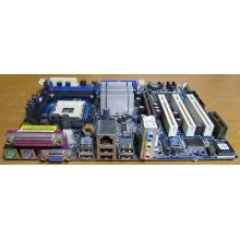 Материнская плата ASRock P4i65G socket 478 (без задней планки-заглушки)  (Кисловодск)