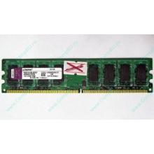 ГЛЮЧНАЯ/НЕРАБОЧАЯ память 2Gb DDR2 Kingston KVR800D2N6/2G pc2-6400 1.8V  (Кисловодск)
