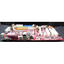 Материнская плата MSI MS-7140 915P Combo2 VER 2.0 s.775 (Кисловодск)