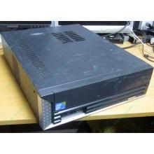 Лежачий четырехядерный системный блок Intel Core 2 Quad Q8400 (4x2.66GHz) /2Gb DDR3 /250Gb /ATX 300W Slim Desktop (Кисловодск)