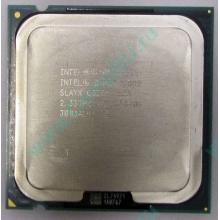 Процессор Intel Core 2 Duo E6550 (2x2.33GHz /4Mb /1333MHz) SLA9X socket 775 (Кисловодск)