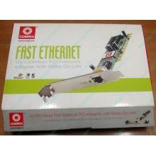 Сетевой адаптер Compex RE100ATX/WOL PCI (Кисловодск)