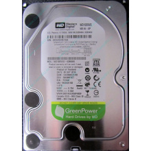 Б/У жёсткий диск 1Tb Western Digital WD10EVVS Green (WD AV-GP 1000 GB) 5400 rpm SATA (Кисловодск)