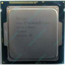 Процессор Intel Celeron G1820 (2x2.7GHz /L3 2048kb) SR1CN s.1150 (Кисловодск)