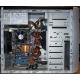 4 ядерный компьютер Intel Core 2 Quad Q6600 (4x2.4GHz) /4Gb /160Gb /ATX 450W вид сзади (Кисловодск)