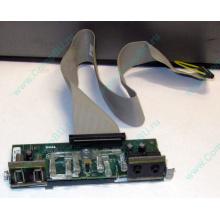Панель передних разъемов (audio в Кисловодске, USB) и светодиодов для Dell Optiplex 745/755 Tower (Кисловодск)