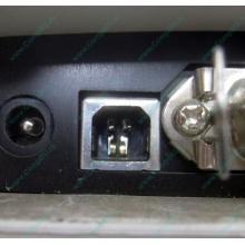 Термопринтер Zebra TLP 2844 (выломан USB разъём в Кисловодске, COM и LPT на месте; без БП!) - Кисловодск