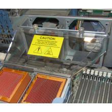 Прозрачная пластиковая крышка HP 337267-001 для подачи воздуха к CPU в ML370 G4 (Кисловодск)