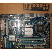 Материнская плата Gigabyte GA-EP45T-UD3LR rev 1.3 Б/У (Кисловодск)