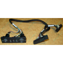 HP 224998-001 в Кисловодске, кнопка включения питания HP 224998-001 с кабелем для сервера HP ML370 G4 (Кисловодск)