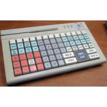 POS-клавиатура HENG YU S78A PS/2 белая (без кабеля!) - Кисловодск