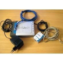 ADSL 2+ модем-роутер D-link DSL-500T (Кисловодск)