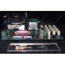Комплект: плата Intel D845GLAD с процессором Intel Pentium-4 1.8GHz s.478 и памятью 512Mb DDR1 Б/У (Кисловодск)