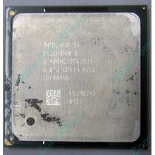 Процессор Intel Celeron D (2.4GHz /256kb /533MHz) SL87J s.478 (Кисловодск)