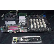 Материнская плата Intel D845PEBT2 (FireWire) с процессором Intel Pentium-4 2.4GHz s.478 и памятью 512Mb DDR1 Б/У (Кисловодск)