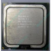 Процессор Intel Celeron D 326 (2.53GHz /256kb /533MHz) SL98U s.775 (Кисловодск)