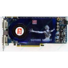 Б/У видеокарта 256Mb ATI Radeon X1950 GT PCI-E Saphhire (Кисловодск)