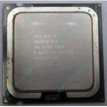 Процессор Intel Celeron D 346 (3.06GHz /256kb /533MHz) SL9BR s.775 (Кисловодск)