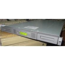 HP AH562A StorageWorks 1/8 Ultrium 920 G2 SAS Tape Autoloader LVLDC-0501 LTO-3 (Кисловодск)