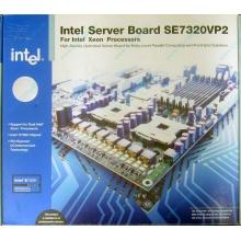 Материнская плата Intel Server Board SE7320VP2 socket 604 (Кисловодск)